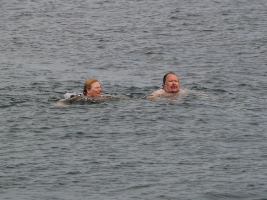 swimming in Canada