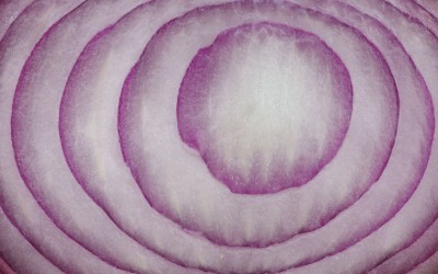 Like this onion we are so layered  Sometimes we need to peel some away  Sometimes we need to add some.